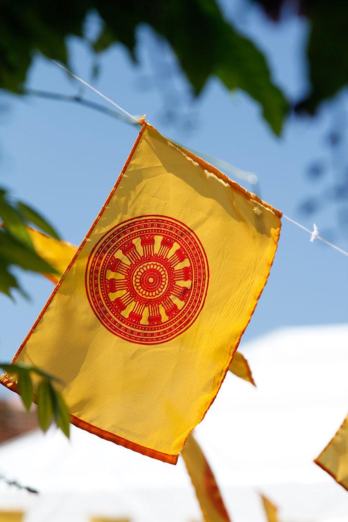 buddhist-flag