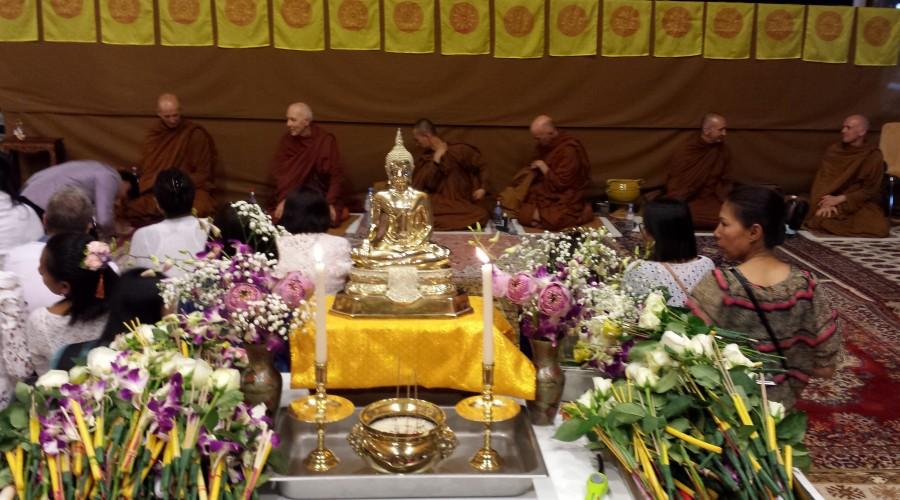 14 - Vesakh shrine