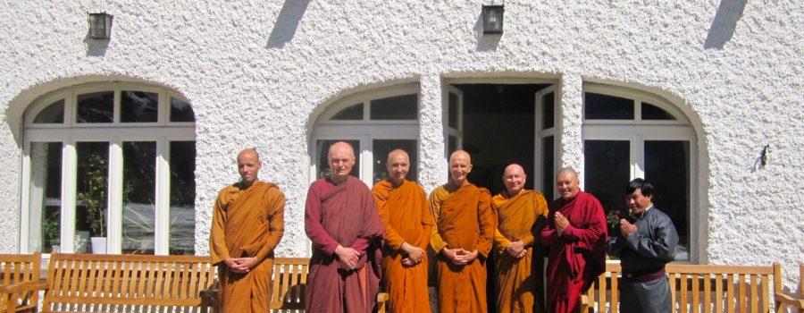 Besucher aus dem Himalaya