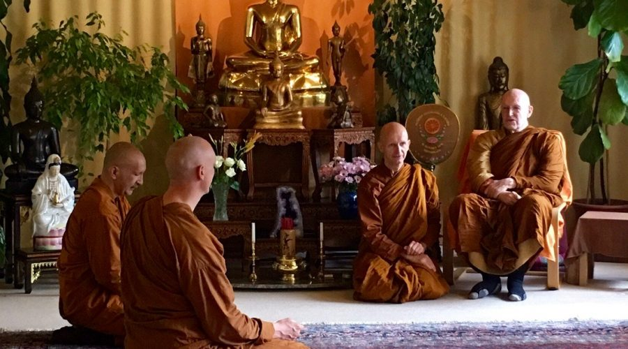 Sangha photograph
