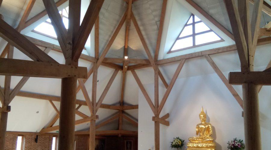 Tempel Innenraum